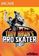 Tony Hawk's Pro Skater HD boxartlg