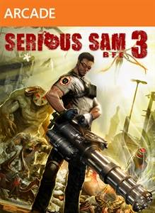 Serious Sam 3 BFE - jaquette