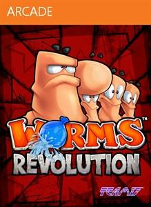 Worms revolution jaquette