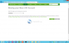 Xbox LIVe changer Region capture2