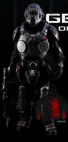 Gears of war vault Calibur11