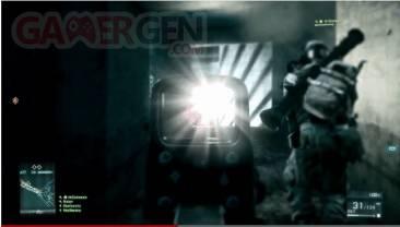 Battlefield 3 lampe torche