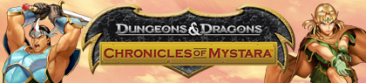 Dungeons & Dragons Chronicles of Mystara banniere