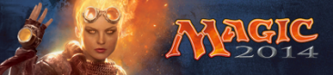 Magic 2014 - Duels of the Planeswalkers banniere