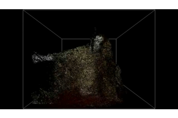 homme sable hack kinect