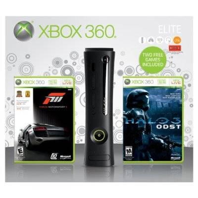 Bundle Halo ODST et Forza 3 (1)