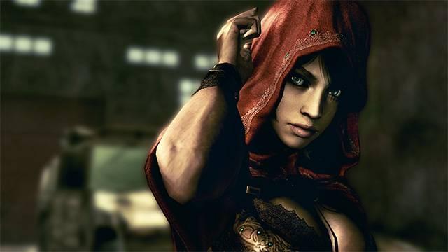 Resident Evil 5 Alternative Edition Costume DLC Capcom 2