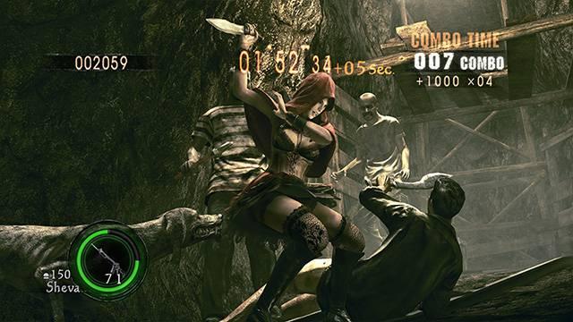 Resident Evil 5 Alternative Edition Costume DLC Capcom 5