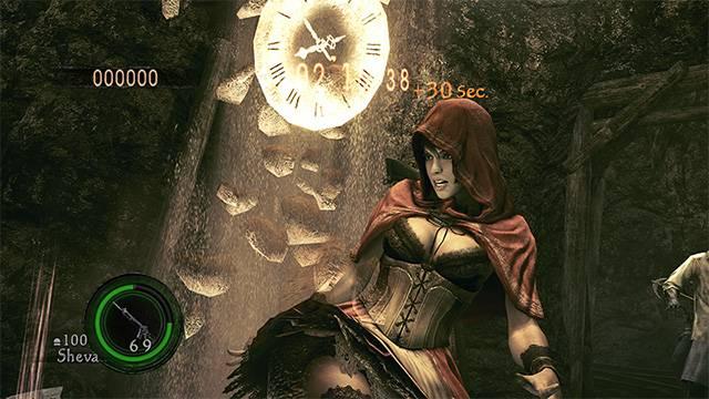 Resident Evil 5 Alternative Edition Costume DLC Capcom 7
