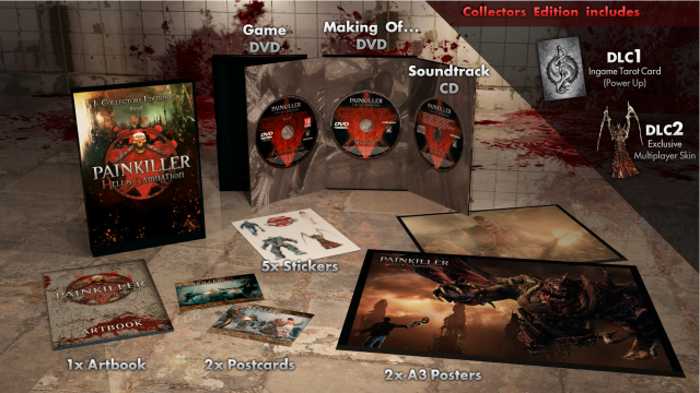 Painkiller Collector Edition