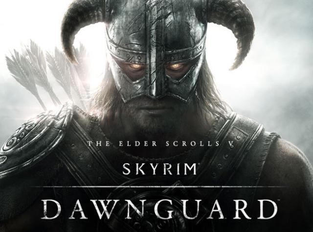 Skyrim Dawnguard.