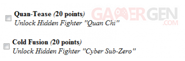 Mortal Kombat-succès