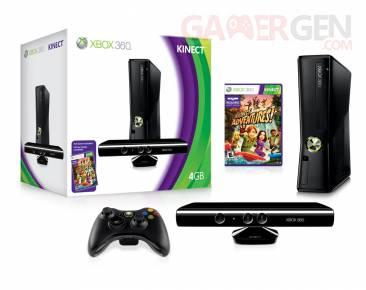 Kinect_et_Xbox_360_S_4Gb