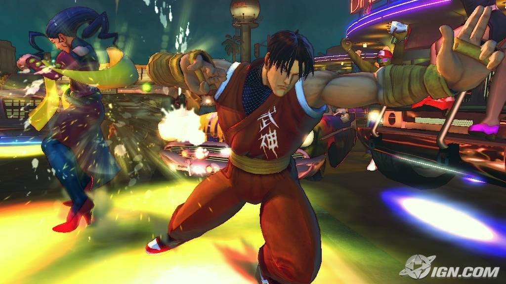 Super Street Fighter IV Screenshot Capcom Cody Adon guy (10)
