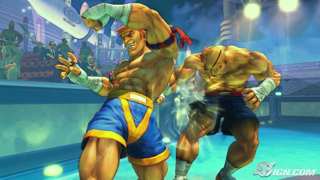Super Street Fighter IV Screenshot Capcom Cody Adon guy (1)