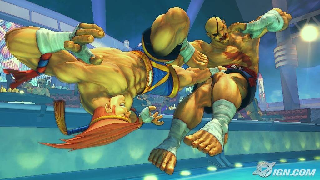 Super Street Fighter IV Screenshot Capcom Cody Adon guy (3)