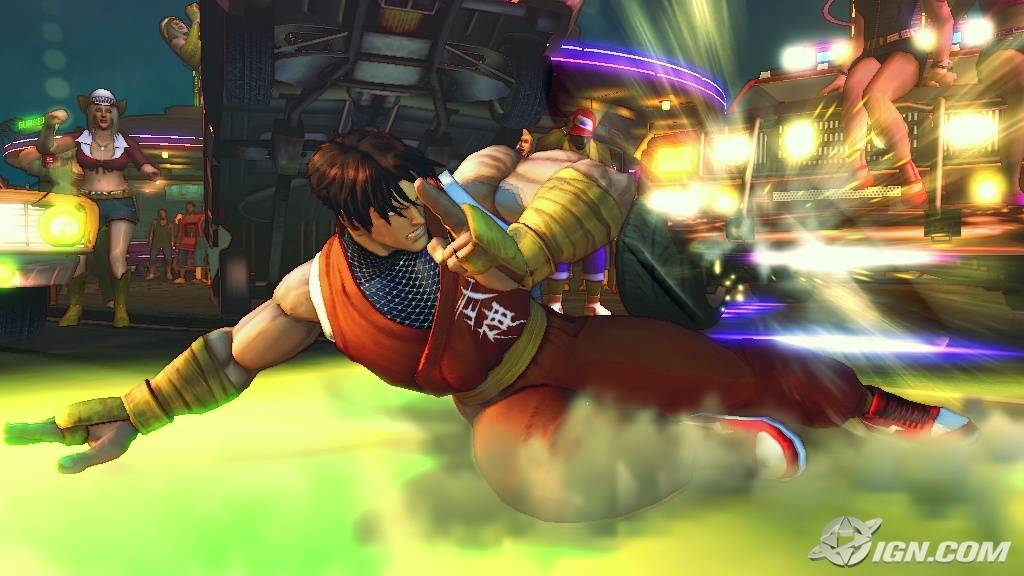 Super Street Fighter IV Screenshot Capcom Cody Adon guy (7)