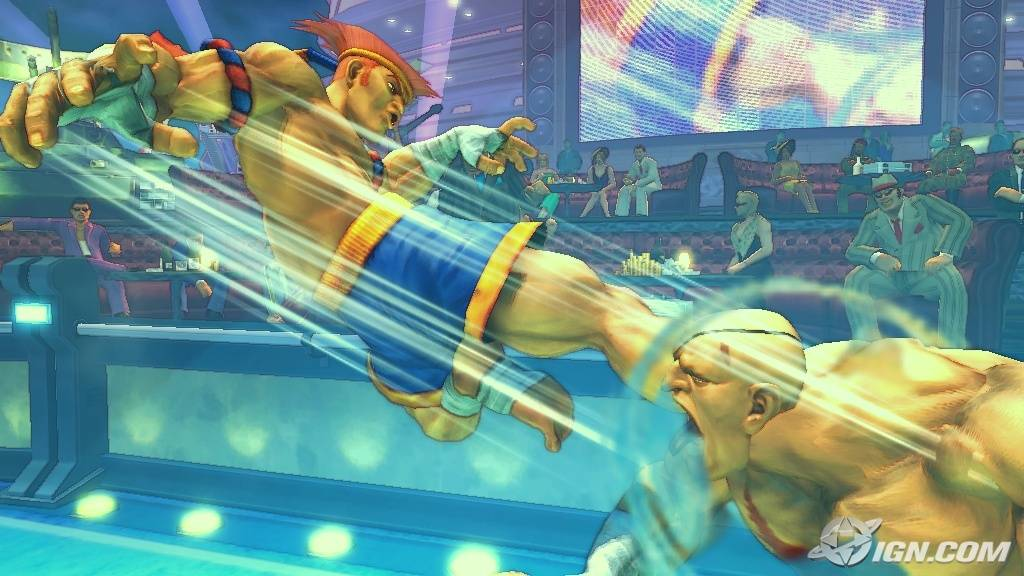 Super Street Fighter IV Screenshot Capcom Cody Adon guy (8)