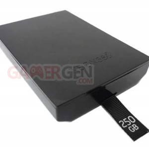 Disque dur Xbox 360 250 GO 2
