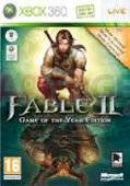 fable II jaquette game of the year