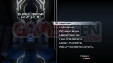 Quake Arena Arcade Menu