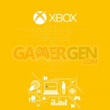 xbox 720 xbox event jaune