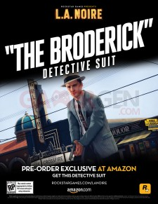 L.A Noire the broderick detective suit