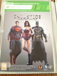Injustice déballage collector Ben (7)