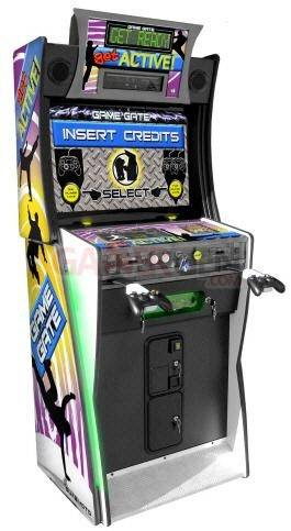 kinect arcade