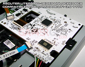 PCB 1175 Firmware Ixtreme LT+ 3.0