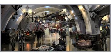 metro 2033 Metropoliten