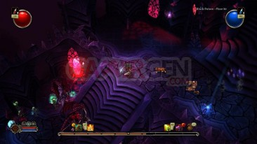 torchlight screen