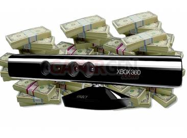 Kinect-Money
