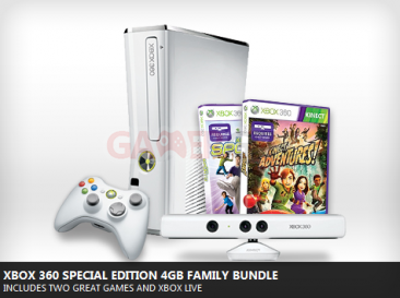 Xbox Family Pack - White 1