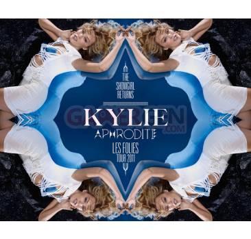 Kylie Minogue Aphrodite Les Folies Tour 2011