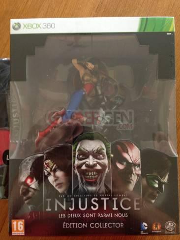Injustice déballage collector Ben (1)