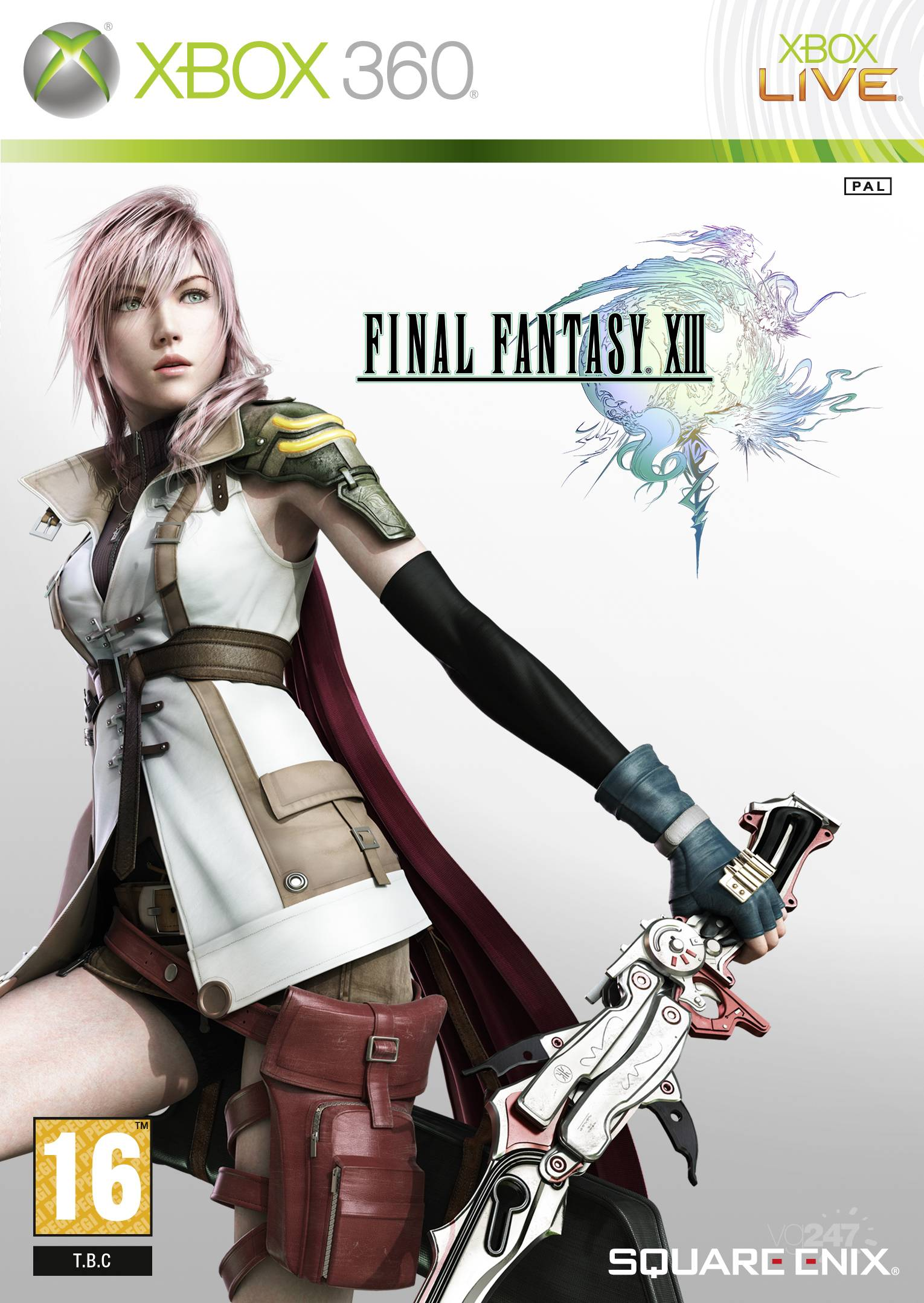 Final Fantasy XIII 13 Square Enix xbox 360
