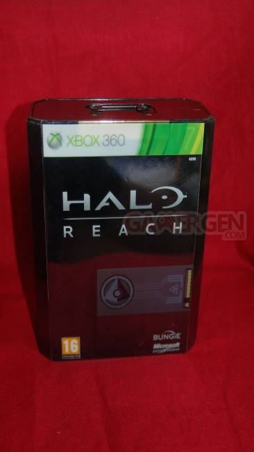 Halo REACH collector XBOX 360 - 50