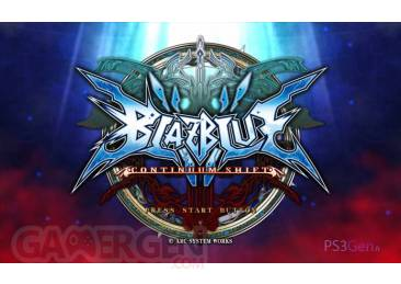 Blazblue Continuum Shift europe jaquette nippone (3)