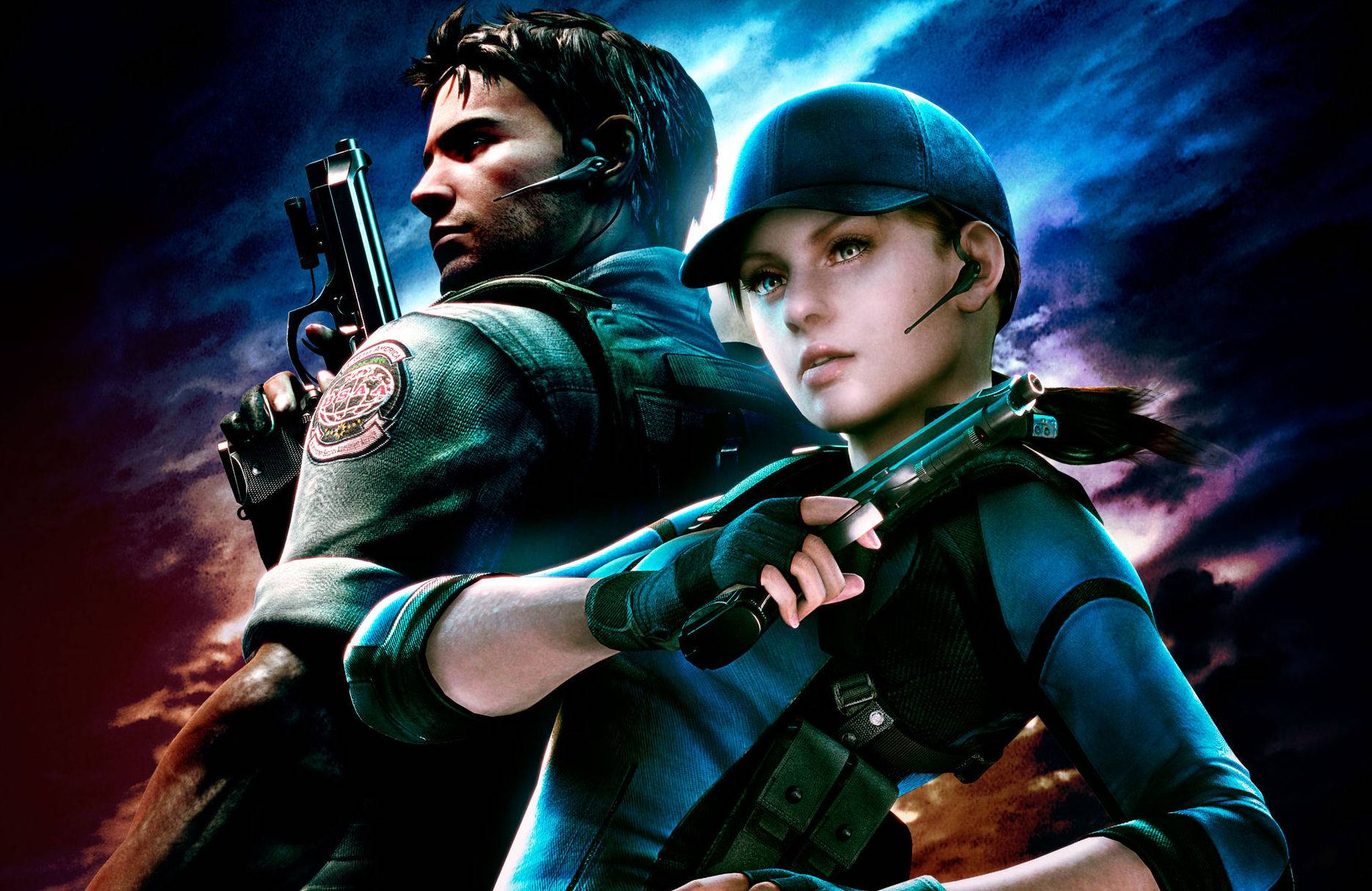 resident evil 5 alternative edition costumes video