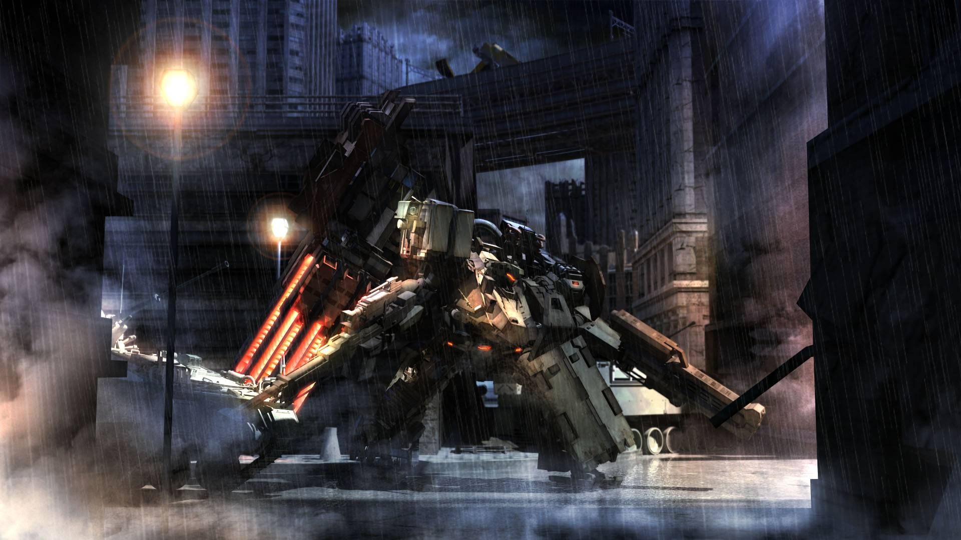 armored core 7