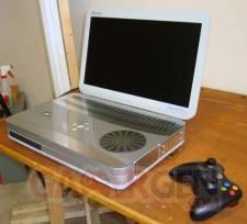Xbox360 Slim par Ben Heck 08
