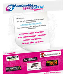 micromania_game_show_E3_2011_flyer