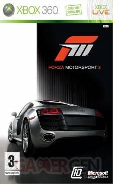 Forza 3 cover