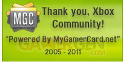 My gamercard 3