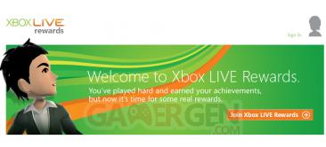 Xbox-reward