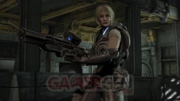 anya stroud sniper rifle gears of war