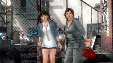 Dead Or Alive 5 captures 2