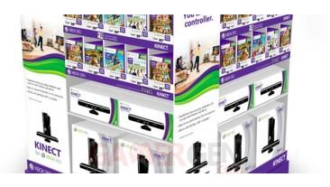 Kinect-pile