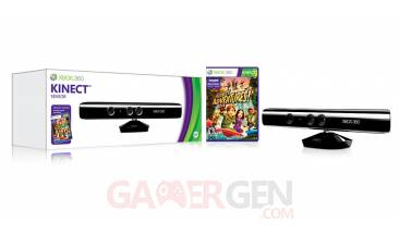 pere noel kinect-pack-xbox-360